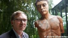 Künstler Stephan Balkenhol Skulpturenpark Waldfrieden