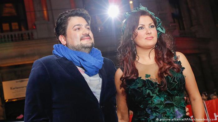 Концерты Анны Нетребко и Юсифа Эйвазова