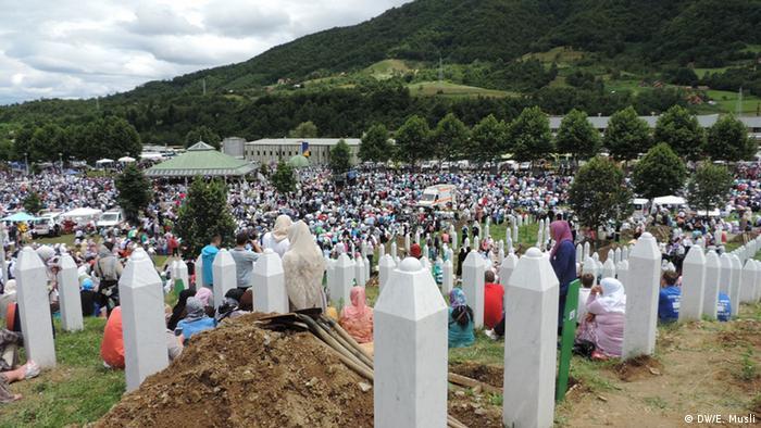 Srebrenica, 11. srpnja 2014. godine