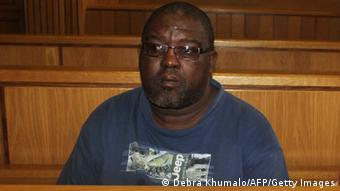 Swasiland Bheki Makhubu Gericht