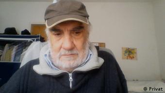 Fernando Mires, catedrático y autor de varios volúmenes sobre filosofía política y ciencias sociales.