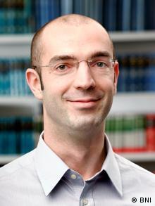 Jonas Schmidt-Chanasit del Instituto Bernhard-Nocht-Institut de Medicina Tropical.