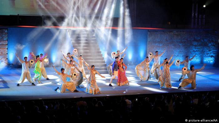 Internationales Festival Karthago in Tunesien