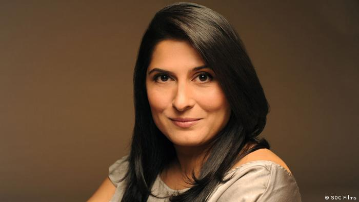 Sharmeen Obaid Chinoy Regisseurin von Three Braves/Teen Bahadur