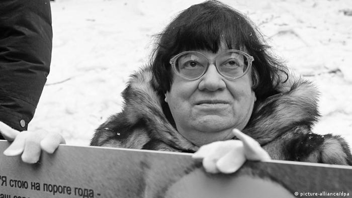 Walerija Nowodworskaja verstorben