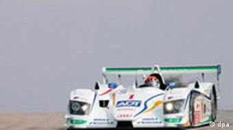 ALMS 2005 - Petit Le Mans: J.J. Lehto Audi R8