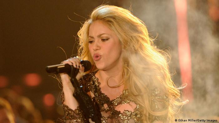 Shakira (Ethan Miller/Getty Images)