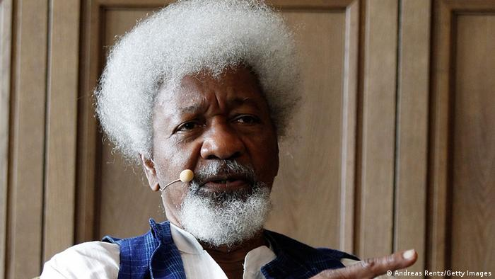 Wole Soyinka (Foto: Andreas Rentz/Getty Images)