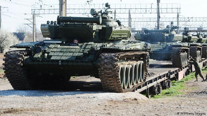 Ruski tenkovi tipa T-72
