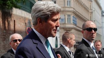 Atomgespräche in Wien Juli 2014 Kerry