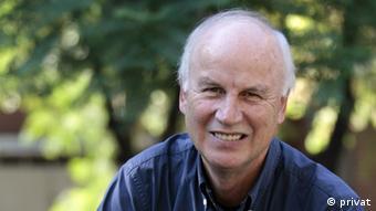 Wolfgang Gieren vive en Chile desde 1990.