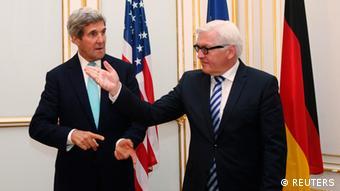 Kerry i Steinmeier