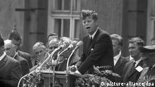 John F. Kennedy Rede am 26.06.1963 vor dem Rathaus Schöneberg