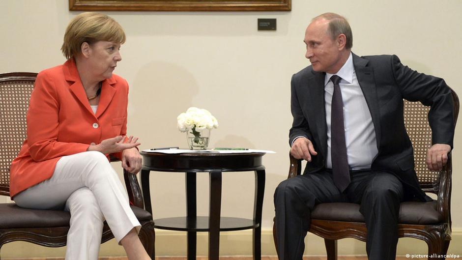 Neue Sanktionen gegen Russland?   DW   31.08.2014