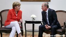 Brasilien Merkel Putin Treffen 13.07.2014