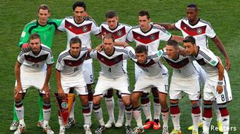 Fußball WM Finale Argentinien Deutschland