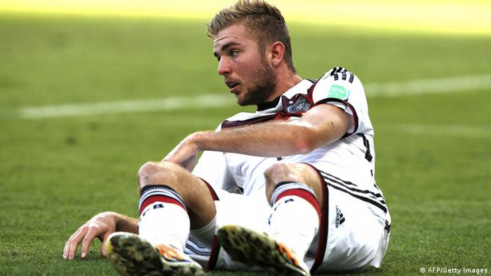 Christoph Kramer (Foto: ADRIAN DENNIS/AFP/Getty Images)