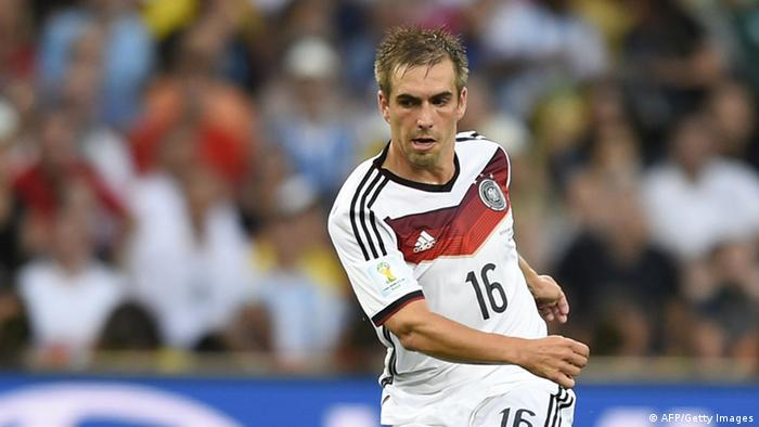 Philipp Lahm (Foto: FABRICE COFFRINI/AFP/Getty Images)