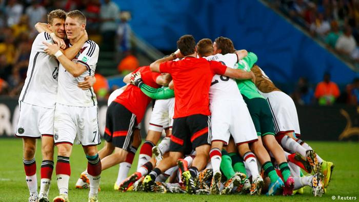 Germany S World Cup Win Is A Victory For Reality Over Fairy