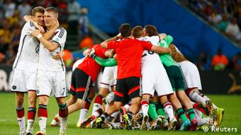 2014 World Cup Final As It Happened Sports German
