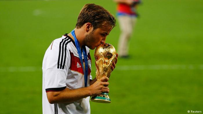 Deutschland Ist Weltmeister Sport Dw 13 07 2014