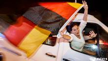 Jerman Berpesta, Argentina Rusuh