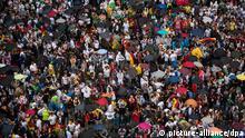 Deutschland Argentinien Finale Public Viewing Berlin Regen