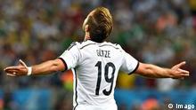 Deutschland Argentinien Finale Mario Götze Jubel