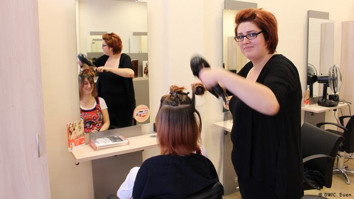 Ausbildungsberuf Friseur