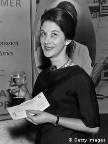 Nadine Gordimer gestorben (Foto: Evening Standard/Getty Images)
