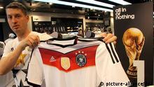 Deutschland Trikot adidas Vier Sterne Verkauf FIFA WM
