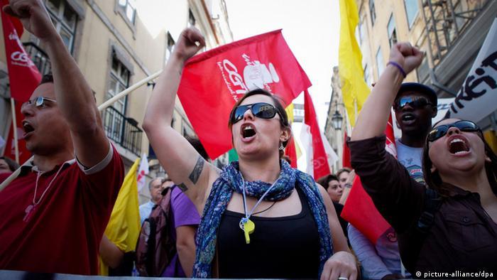 Wer soll Portugals Schulden bezahlen?