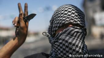 Israel Kämpfe Demonstranten Polizei 13.07.2014