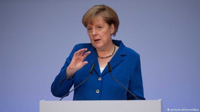 Chancellor Merkel