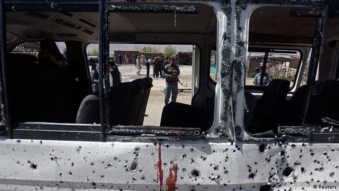 Kabul Anschlag 15.07.2014