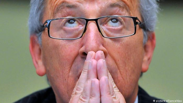 Jean-Claude Juncker Porträt Archivbild