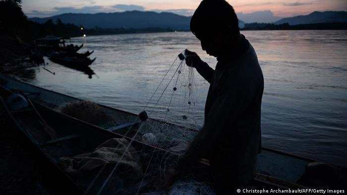 Fischerboot in Thailand