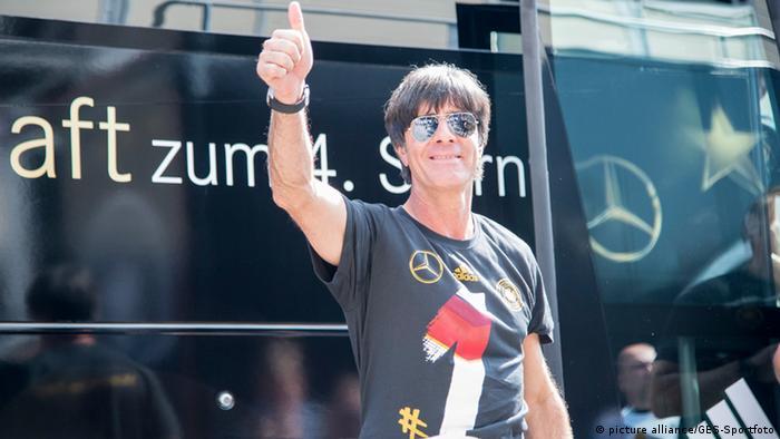 Weltmeister Feier Berlin 15.07.2014 Löw