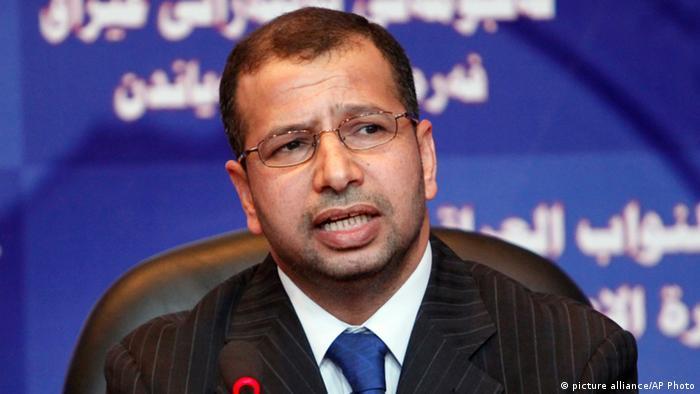 Salim al-Jubouri neuer Parlamentspräsident von Irak Archiv 2010