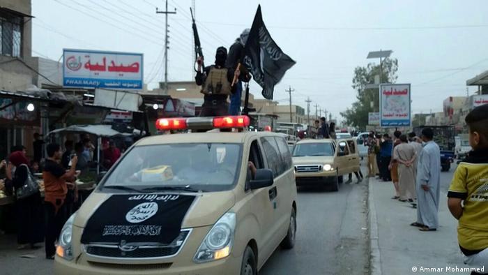 Irak Mosul ISIS Scharia