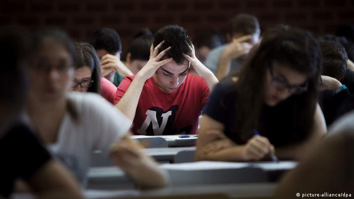 Studenten Valencia