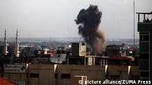 Israel Palästina Gaza Raketen (picture alliance/ZUMA Press)