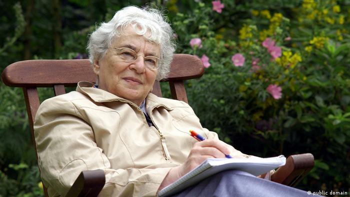 Schriftstellerin Ruth Weiss