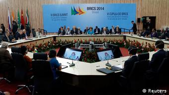 BRICS Summit, Fortaleza, Brazil 15.07.2014
