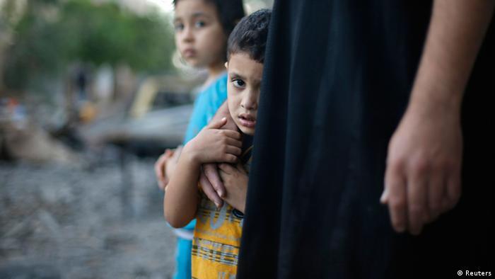 Israel Angriffe auf Gaza 16.07.2014