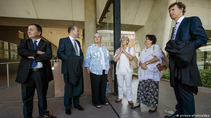 Presuda nakon tužbe Majki Srebrenice