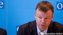 Alexander Hug Deputy Chief Monitor OSCE Ukraine