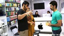 Apple-Produkte im Iran