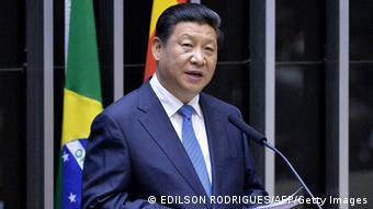 Brasilien Brasilia BRICS Treffen 16.07.2014 Xi Jinping