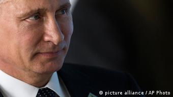 Wladimir Putin (AP Photo/Felipe Dana)